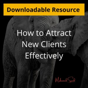How to attract new clients